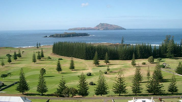Norfolk Island Tourism Tors